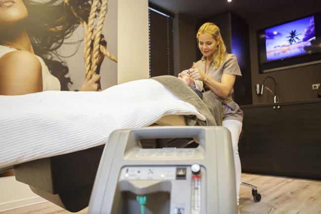 Studio V+M: start met zuurstofbehandelingen